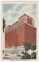 CHICAGO IL~ NEWEST HOTEL KNICKERBOCKER c1930s vintage postcard - $3.63