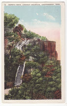 Chattanooga TN, Roper's Rock, Lookout Mountain c1927 vintage postcard - $3.63