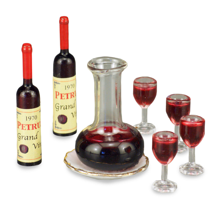 Wine decanter set 17578 750    11.00