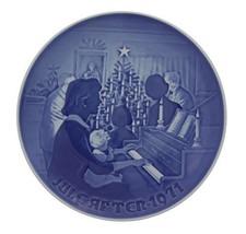Bing & Grondahl 1971 Christmas Plate - $11.88