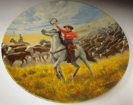 Oklahoma! Knowles Collectible Plate - $24.00