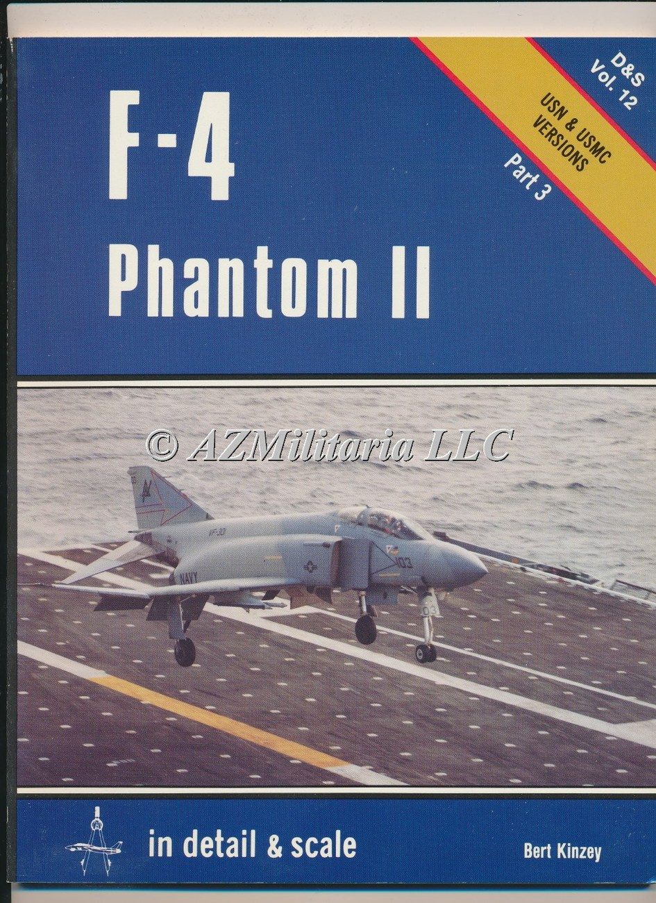 F-4 Phantom II Part 3 D&S VOL 12