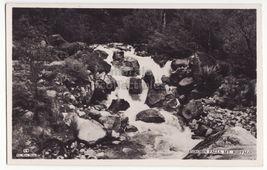 AUSTRALIA ~ Eurobin Falls Mt Buffalo Victoria, c1930s RPPC real photo po... - $6.90