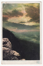 LOOKOUT MOUNTAIN TN ~SCENIC VIEW SUNSET ROCK 1907 postcard DETROIT PUBLI... - $4.55