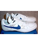 Nike Pro Low Top White Football Shoes Men's Size 15 Pre-owned Unworn - $29.75