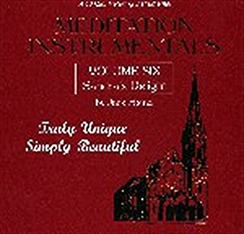 Meditation instrumental vol. 6 by jack heinzl