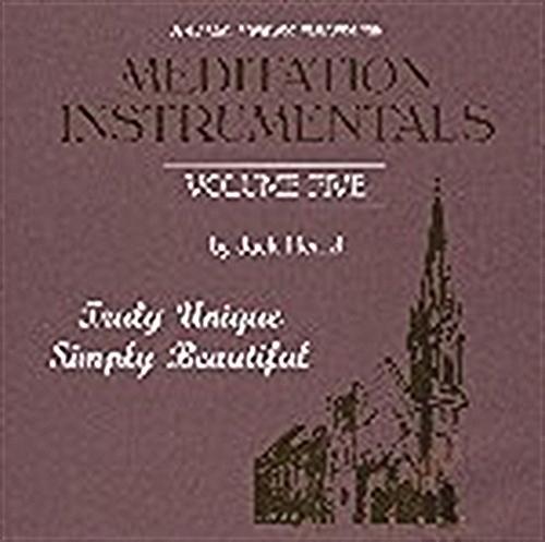Meditation instrumental vol. 5 by jack heinzl
