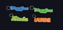 Custom Keychains, Key Tags, Key Rings **No Mini... - $9.90
