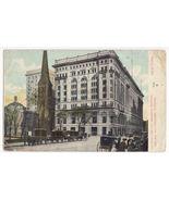 NEW YORK CITY~METROPOLITAN LIFE BUILDING~OLD-NEW PARKHURST CHURCH 1900s ... - $3.75