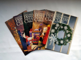 Annie's Quick & Easy Pattern Club patterns #67-72; February 1991-January... - $12.99