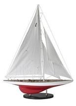 J Yacht 1937 Ranger Sailboat Sailing Ocean Model - $270.00