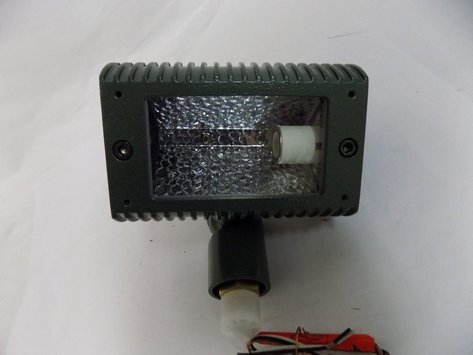 Kim Lighting 120V Line Voltage T3 Halogen Directional Landscape Light EL215GR