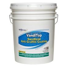 Rainguard VandlTop Anti-Graffiti Sacrificial Coating 5 Gal Concrete, Bri... - $199.99