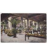 LOS ANGELES CA ~ CHAMBER OF COMMERCE INTERIOR ~ c1910s-20s postcard - $7.31