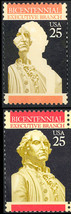 2414, 25¢ HUGE Gold Color Shift Error NEW FIND! - Mint NH - Stuart Katz - $69.95