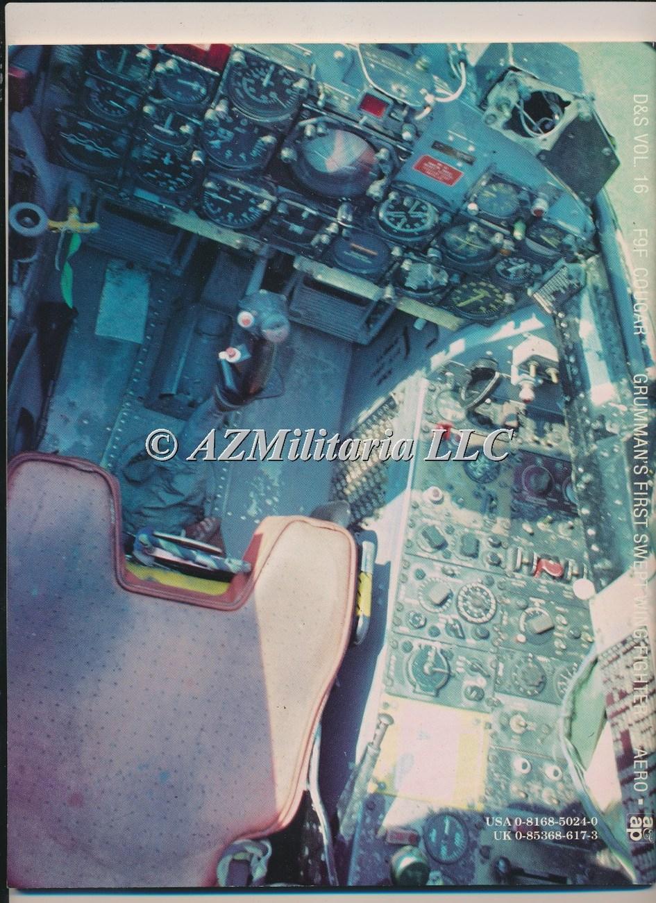 F9F Cougar D&S VOL 16