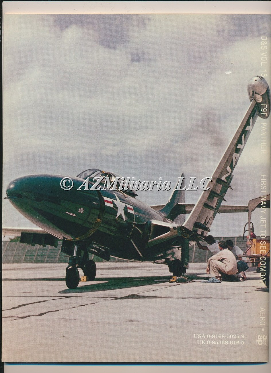 F9F Panther D&S VOL 15