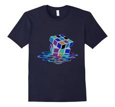 New Shirt - Fair Game Melting Funky Cube Tshirt Puzzle Tee Men - €16,20 EUR+