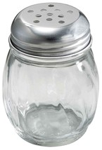Winco 12-Piece Cheese Shaker with Perforated Top, 6-Ounce - $29.57