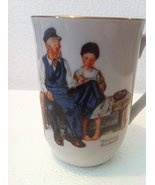 """The Lighthouse Keeper's Daughter"" Cup By Norman Rockwell - $10.00"