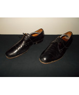 Allen Edmonds Menton Leather MADE USA Dress Lace Up oxfords Shoes Men 11... - $65.09