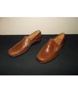 Florsheim Comfortech Leather Loafers Shoes 11676-205 ellsworth Mens 8D sku9 - $55.74