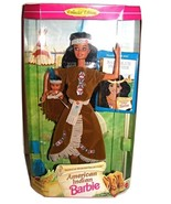 American Indian Barbie-1995-Collectors Edition-American Stories Collecti... - $25.00