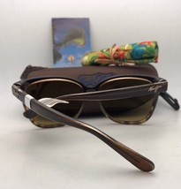 Polarized Maui Jim Sunglasses Kipahulu Mj 279-10MR Tortoise Rubber w/ Hcl Bronze - $239.95