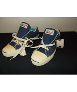 VTG-1970s NOS Converse Jack Purcell Sneaker Shoes Kicks Size 12 sku3 - $2,297.34