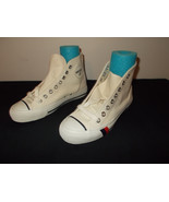 VTG-New Pro Keds Basketball high top Sneakers Shoes converse Mens Size 7... - $233.39