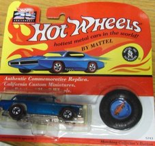 Hot Wheels Authentic Commemorative Replica Classic Nomad Teal with Match... - $7.95