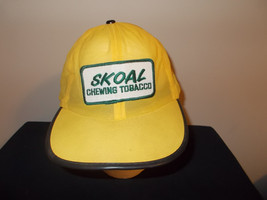 VTG-RARE 1970s Skoal snuff chewing tobacco see through floppy  hat sku15 - $51.21