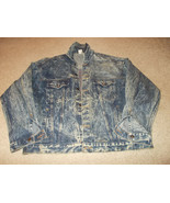 VTG-RARE 1993 U.S. Open Golf Baltusrol Denim Acid Wash Jean Jacket - $252.09