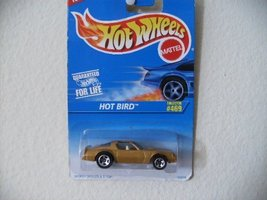 Hot Wheels Hot Bird WITHOUT FIREBIRD ON HOOD 1996 #469 - $2.00