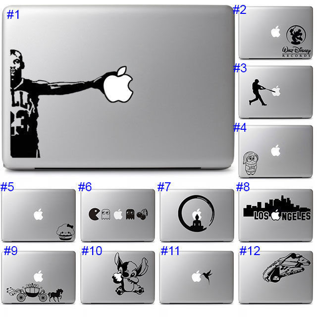 Apple Macbook Air Pro Laptop Decal Vinyl Sticker Cool Cute Fun Graphic Design - $4.10 - $9.14