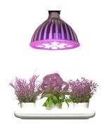 LED Grow Light Full Spectrum 12w Plant Light Home Greenhouse Indoor Gard... - £50.47 GBP