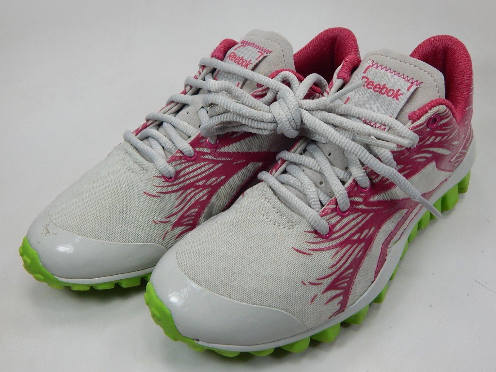 Reebok Classic Size US 7.5 M (B) EU 38 Women's Running Shoes Gray Pink J94698