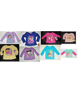 Nickelodeon Toddler Girls T-Shirts Spongebob Dora the Explorer Nihao Kai... - $14.99