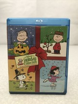 Peanuts Holiday Collection (Great Pumpkin, Thanksgiving, Christmas) [Blu-ray] - $59.95