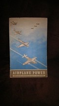 Airplane Power with Special Reference to Engine... - $6.10