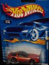 #2001-219 Corvette Pr-5 Wheels Collectible Collector Car Mattel Hot Wheels - $1.00