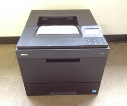 Dell 5330dn Monochrome Laser Printer USB Centronics 148k Pagecount - $100.00