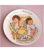 1984 Mother's Day Plate - $3.00