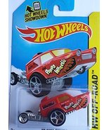 2014 Hot Wheels HW Poppa Wheelie 87/250 - $3.96