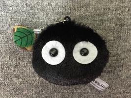 Ghibli Neighbor Totoro Kawaii Black Plush Staff Fashion Charm Costume So... - $3.99