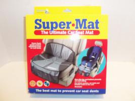 NEW Sunshine Kids Super Mat Ultimate Car Seat Mat Protector for Baby Car... - $39.15