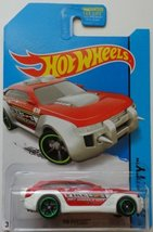 2014 Hot Wheels HW CITY HW Pursuit 45/250 (Red/White Version) - $1.98