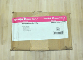 Genuine New Toshiba Magenta X221230 For 280 Cp Same Day Shipping - $138.60