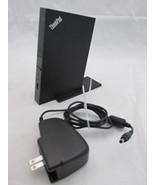 Lenovo Thinkpad X201 M01060 USB Port Replicator w/ Digital Video & Power... - $19.79
