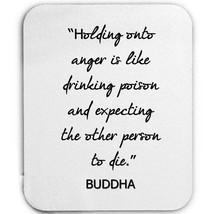 Buddha Quote   Mouse Mat/Pad Amazing Design - $11.97